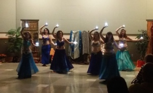 Maidens of Mystery at October 4, 2014 Hafla